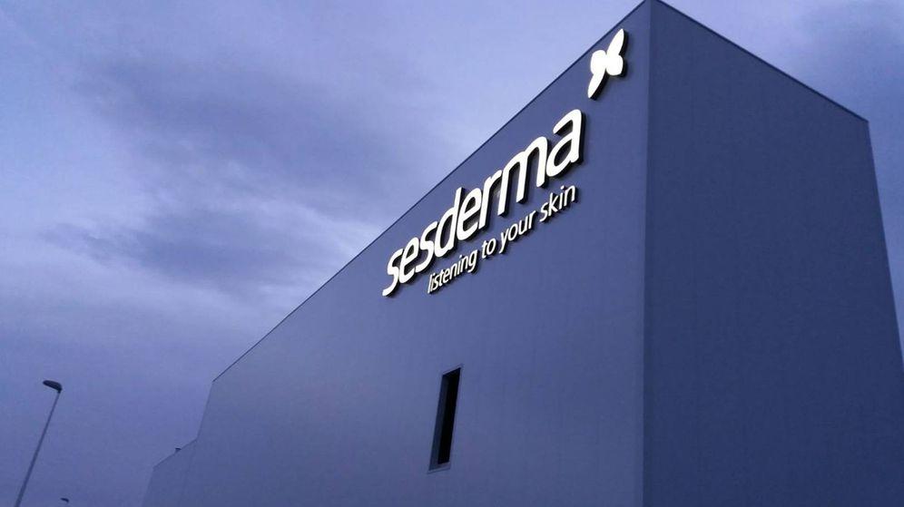 Foto: Sede operativa de Sesderma en Puçol (Valencia)