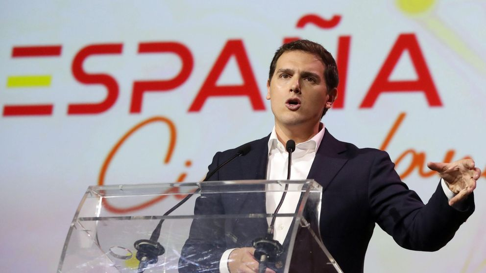 Cs cree que la foto de Sánchez con los secesionistas le dará el triunfo electoral