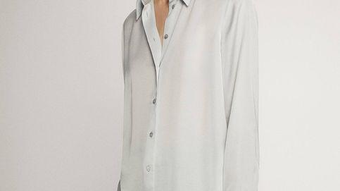 La camisa de Massimo Dutti de 30 euros con la que brillarás en casa y en la oficina