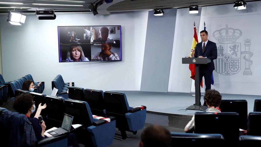 Sánchez respalda las candidaturas de Duque y Laya para organismos internacionales