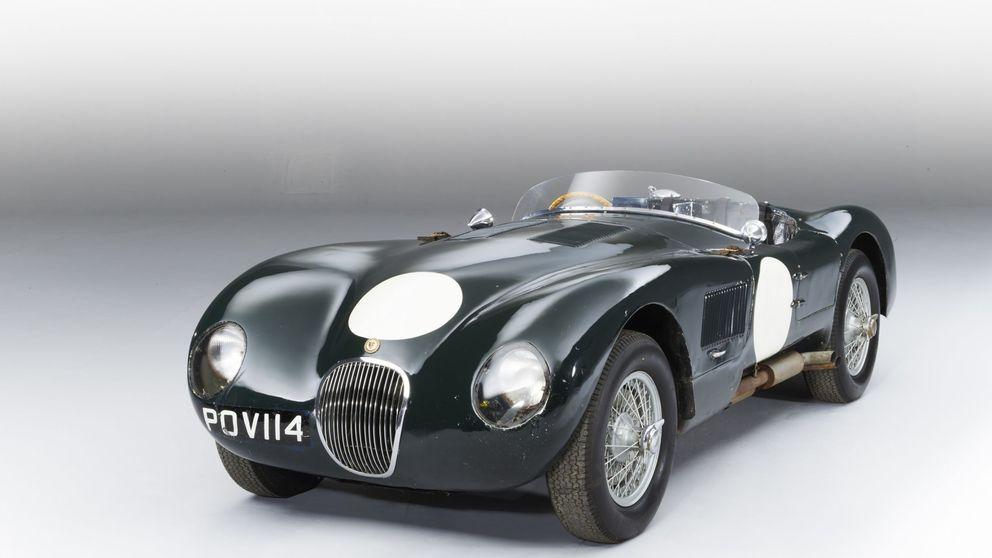 Bonhams subastará el 'POV114', una leyenda de Jaguar