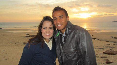Danilo, la nueva aspiración madridista, que conoció a su novia en un cementerio