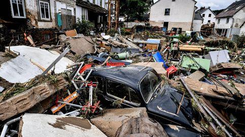 Las grandes inundaciones dejan al menos 143 muertos en Alemania