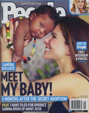 Sandra Bullock y su hijo reciben amenazas de muerte