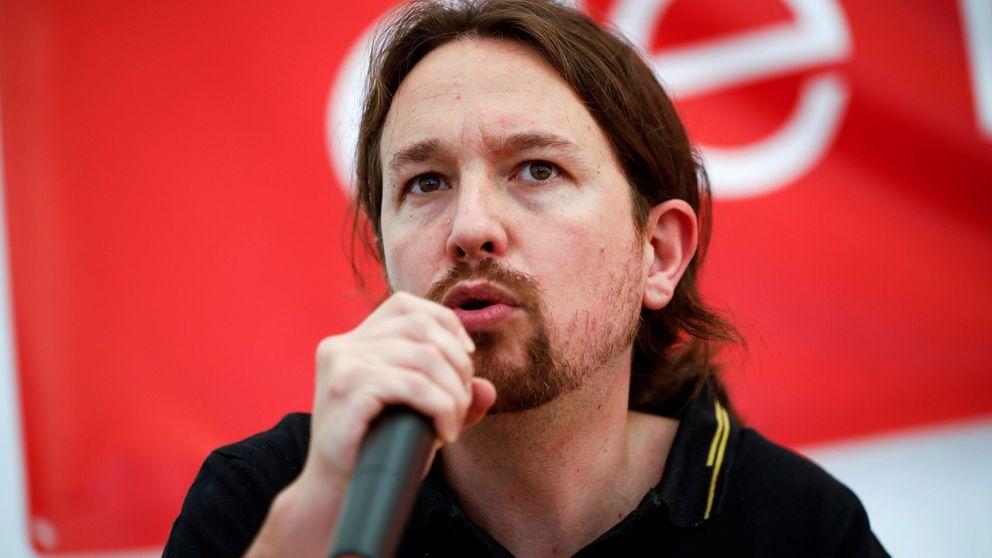 Iglesias acusa a Rivera de apuntarse a la coalición PSOE-PP que quiere el Ibex 35