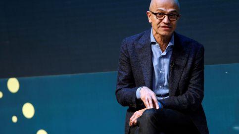 El jefe de Microsoft, de gira por España: así se ha convertido en la estrella del Mobile