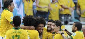 Una gris Brasil derrota a Italia en su objetivo por evitar en semifinales a España