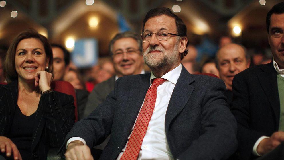 """Rajoy acusa a Díaz de convocar elecciones """"por interés partidista"""""""