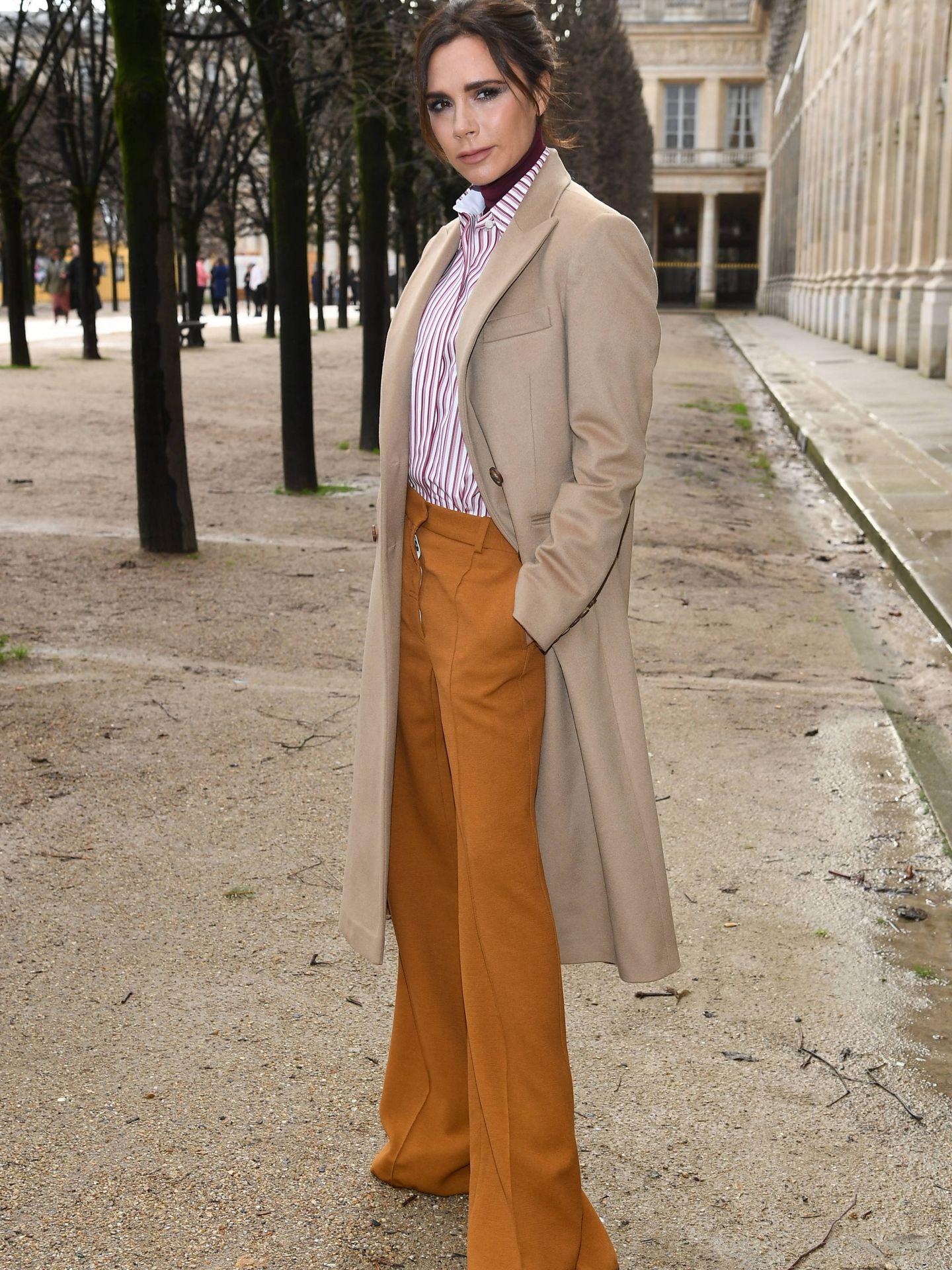 Victoria Beckham. (Getty)