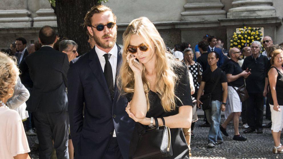 Las fotos que confirman el embarazo de Beatrice Borromeo: ¡Pierre será papá!