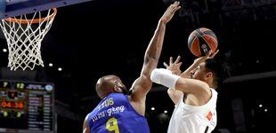 Post de La última exhibición de Gustavo Ayón, el jugador más seguro de la Euroliga