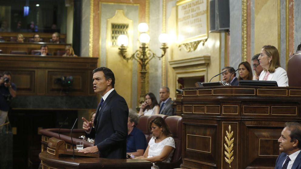 Sánchez: Los grupos del cambio tenemos la responsabilidad de dar una solución al país