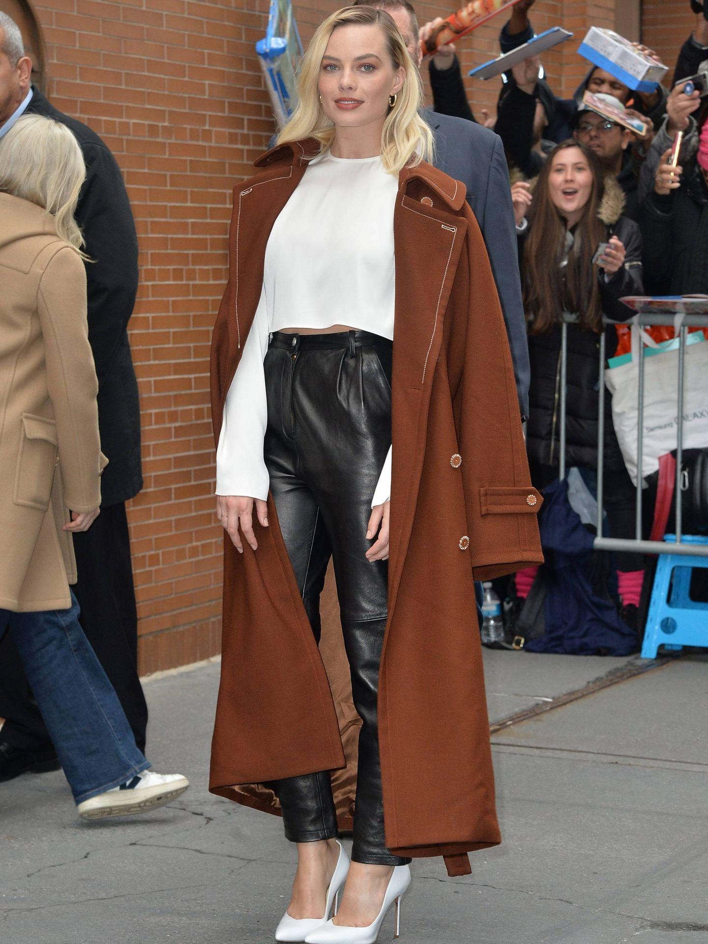Margot Robbie. (Cordon Press)