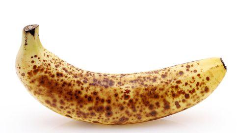 Los plátanos de piel comestible que vienen de Japón