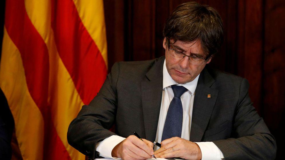 Foto: Puigdemont