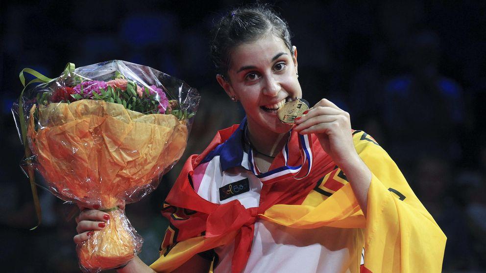 Los diez mayores éxitos del deporte español en el 2014