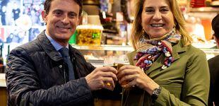 Post de Manuel Valls (Ciudadanos) se casa con Susana Gallardo (Pronovias)