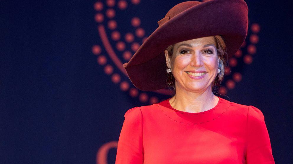 El día que Máxima de Holanda se vistió de una concursante de 'OT '