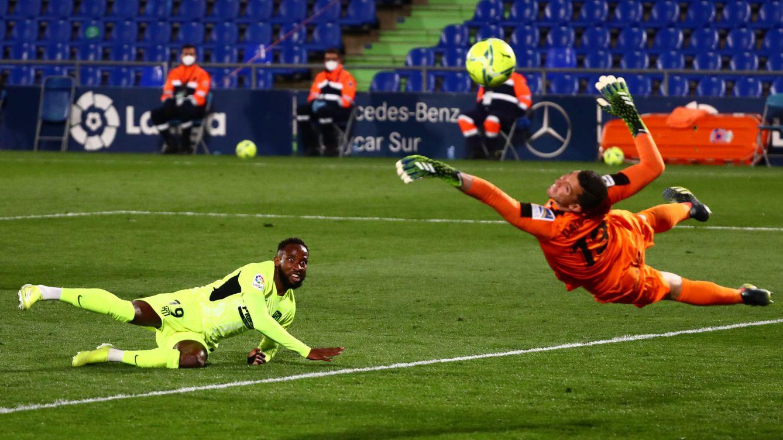Al Atlético le entra el vértigo en Getafe y se deja dos puntos cruciales por LaLiga (0-0)