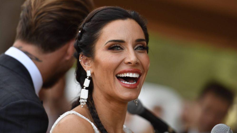 Foto: Pilar Rubio tras su boda (Cordon Press)