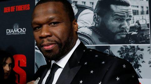 50 Cent, de la quiebra a millonario gracias a que vendió su peor disco en bitcoins