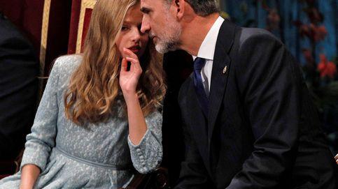 Felipe VI recupera para su hija Leonor el peso del histórico título Príncipe de Gerona
