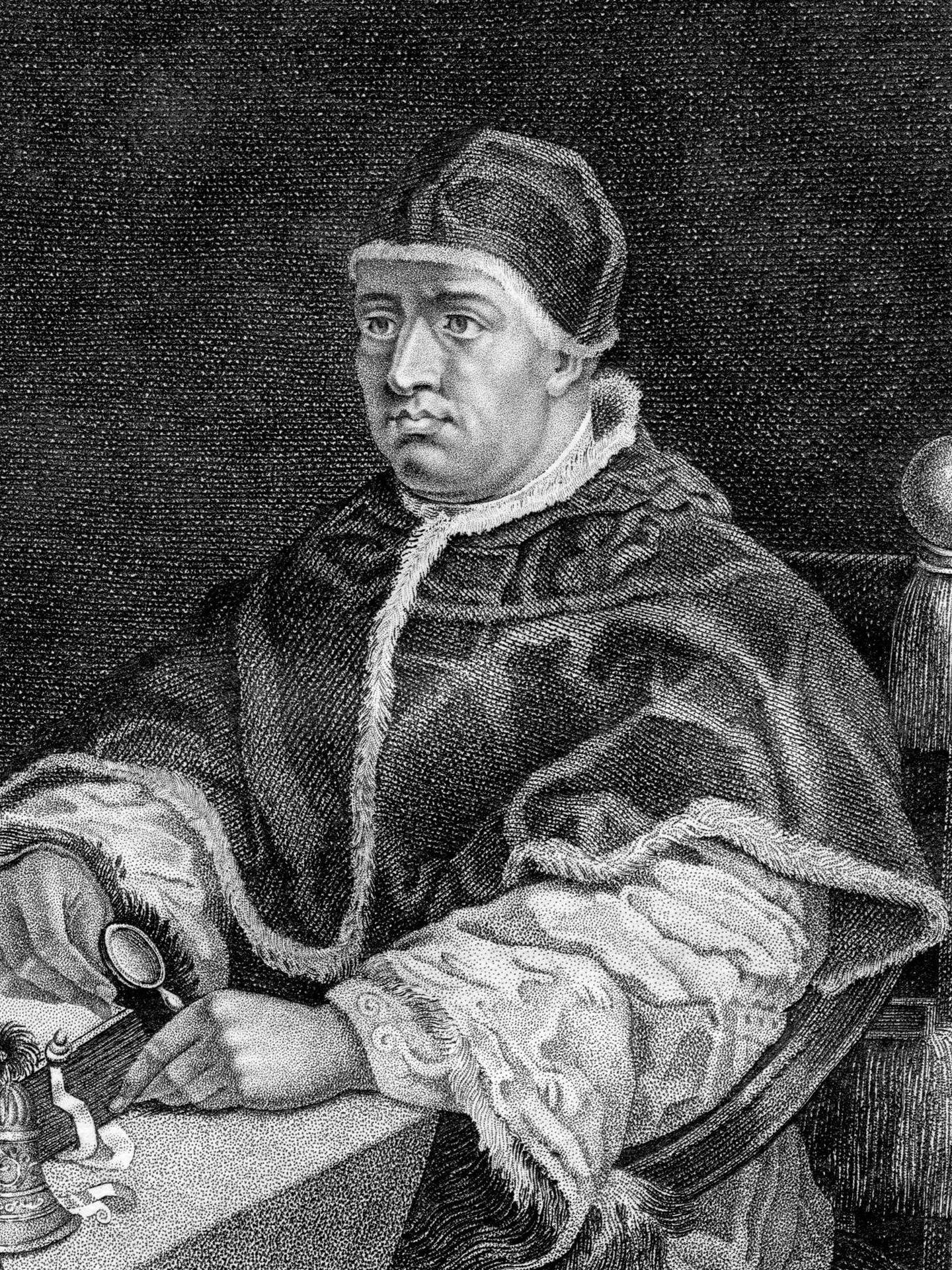 Papa León X. (iStock)