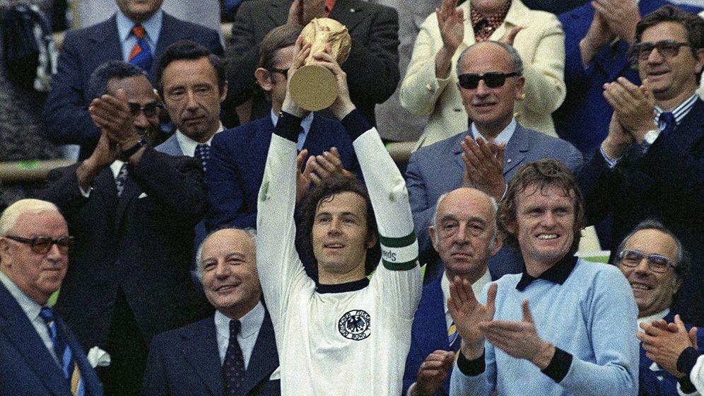 alemania campeon 1974