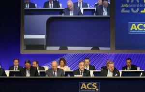 ACS amortiza capital para evitar diluciones por el 'scrip dividend'