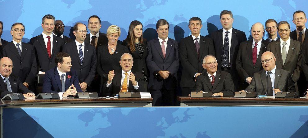 Foto: La Unión Europea se compromete a luchar contra la evasión fiscal.
