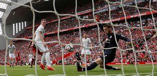 Post de De Gea salva al Manchester United ejerciendo de portero de balonmano