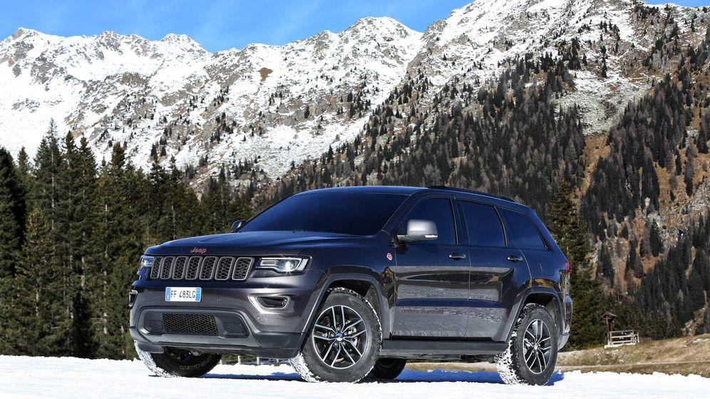 Foto: Jeep ya admite pedidos del nuevo Grand Cherokee