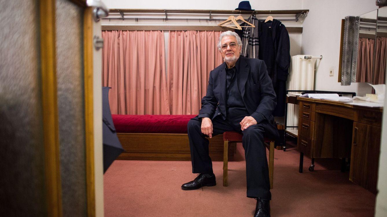 NY Metropolitan Opera y teatros europeos mantienen actuaciones de Plácido Domingo
