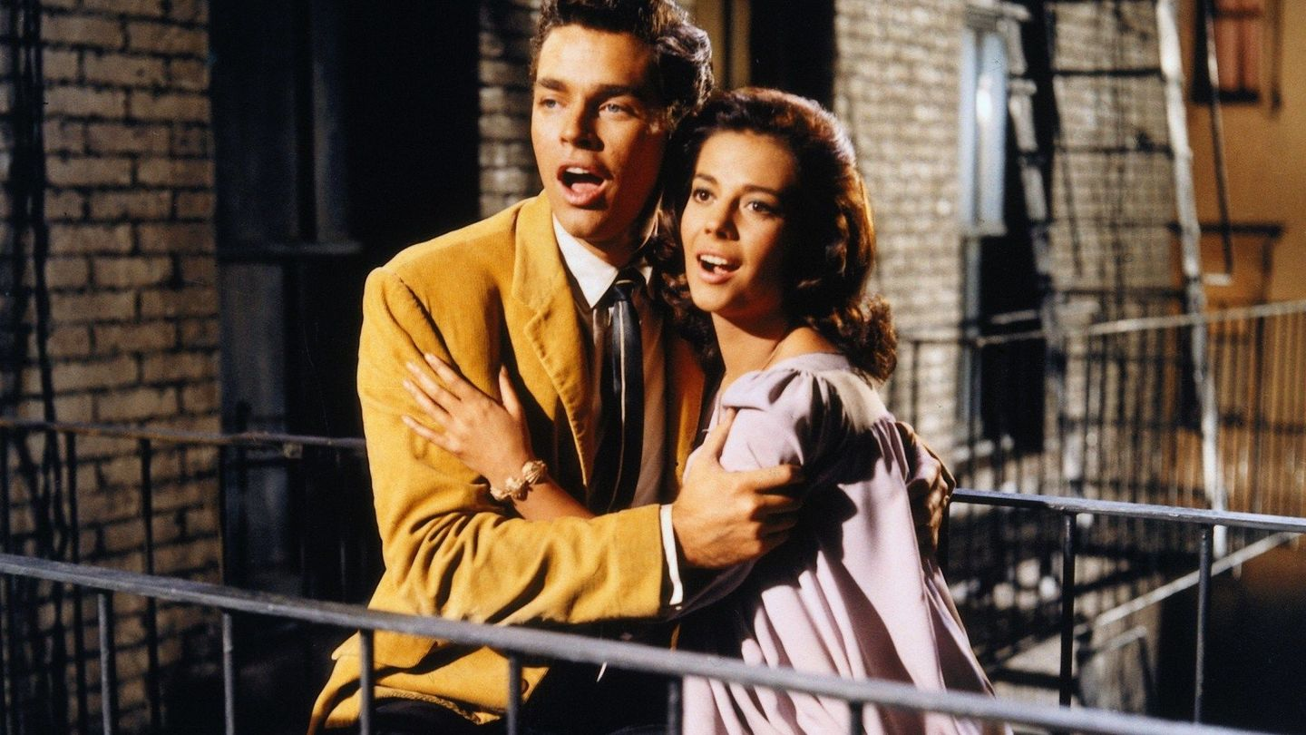 'West Side Story' (Seven Arts Productions)