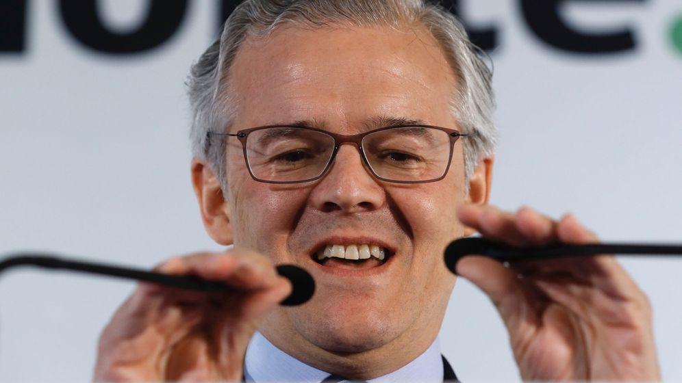 Foto: El presidente de la Comisión Nacional del Mercado de Valores (CNMV), Sebastián Albella. (Reuters)