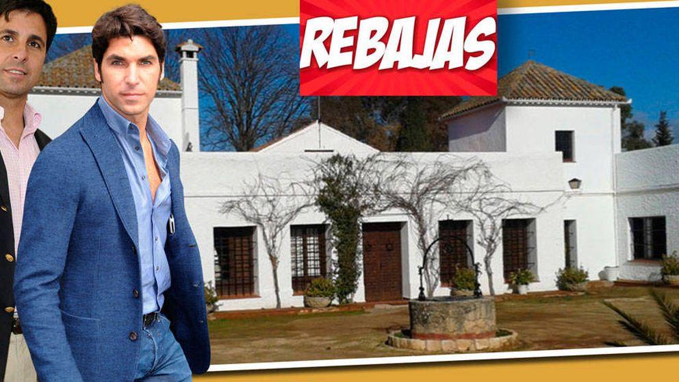 Fran y Cayetano Rivera, obligados a rebajar el precio de su finca hotel