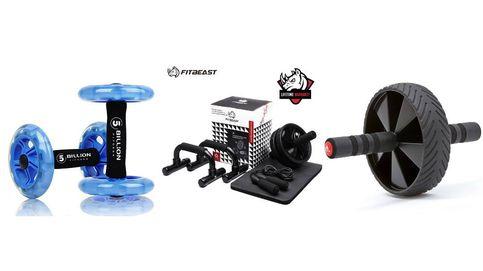 Las mejores ruedas AB Wheel para tonificar las abdominales y lumbares