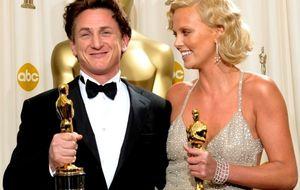 Charlize Theron, la última rubia conquistada por Sean Penn