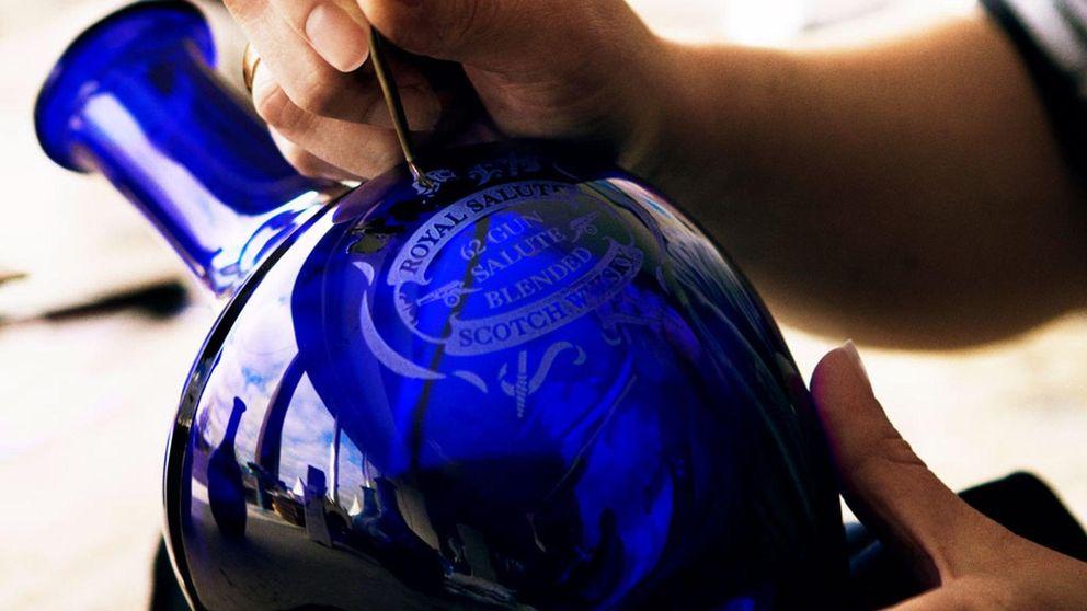 Royal Salute 21 años, el whisky creado en honor de la Reina Isabel II