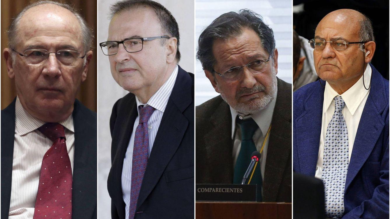 Más allá de Rodrigo Rato: estas son las penas de los 64 condenados por las tarjetas 'black'