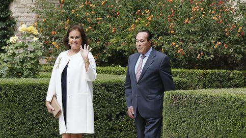 Curro Romero celebra sus 87 con Carmen Tello: Soy más viejo que Matusalén pero estoy estupendo