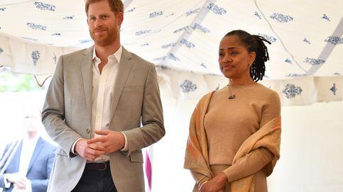 En vídeo: la 'pillada' al príncipe Harry robando unas samosas