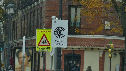 El Ayuntamiento de Madrid deberá devolver las multas de Madrid Central
