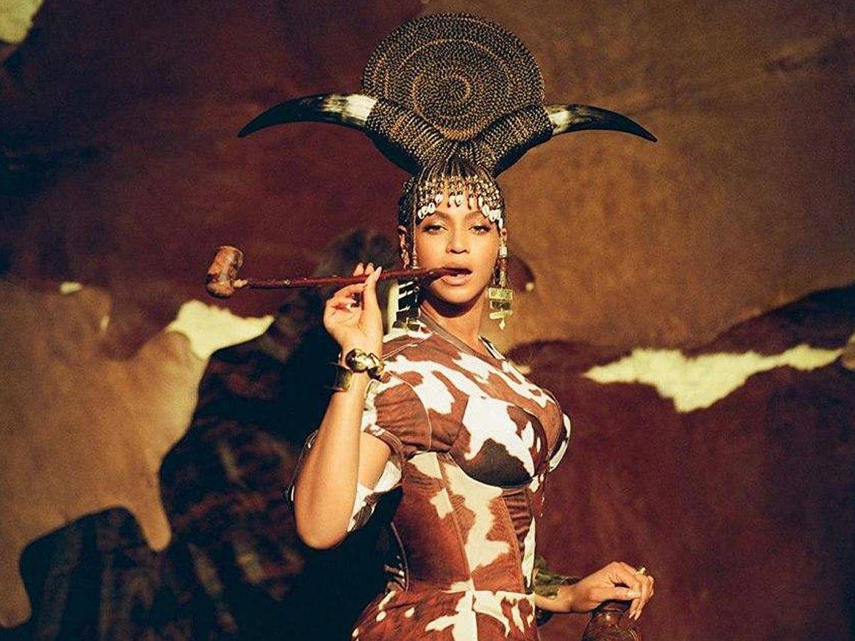 Foto: Beyoncé. (Black is King)