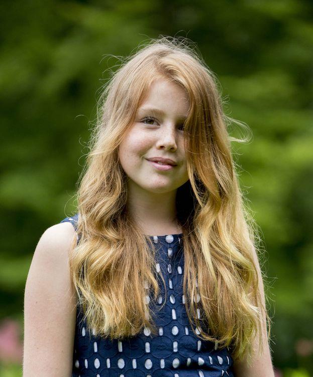 Foto: La princesa Alexia en una imagen de archivo (Gtres)