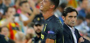 Post de El llanto de Cristiano Ronaldo inunda las redes de memes