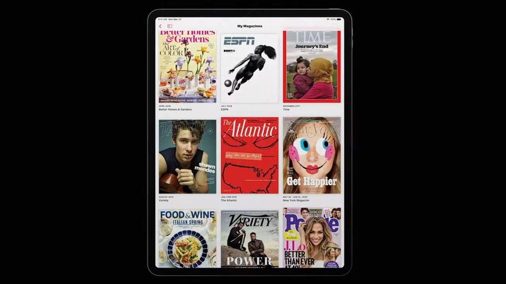 Apple News +: esta es la tarifa plana de periódicos y revistas para tu iPhone