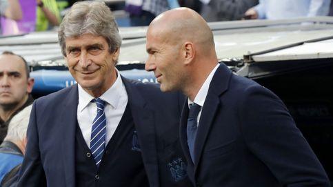 Zidane desafía la 'ley mordaza' y opina... que se critican los aciertos del VAR