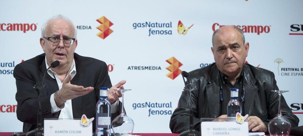 Foto: Ramón Colom y Manuel Gómez Cardeña. (Efe)