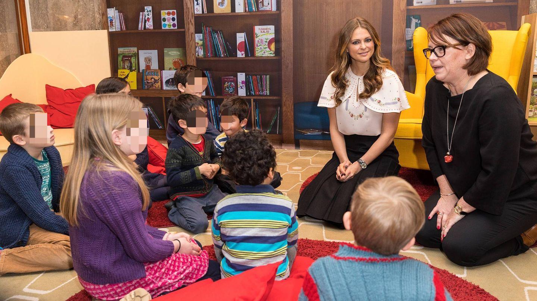 La princesa Magdalena seguirá trabajando para los niños en Miami. (Getty)